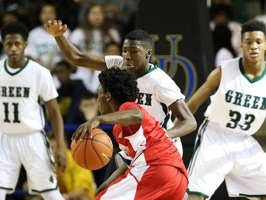 The DIAA is advising fans to get their tickets early for the state semifinal games at The Bob Carpenter Center. St. Georges will meet Delcastle in the first boys semifinal at 6:30 p.m. Thursday, followed by Mount Pleasant against Sanford at 8.