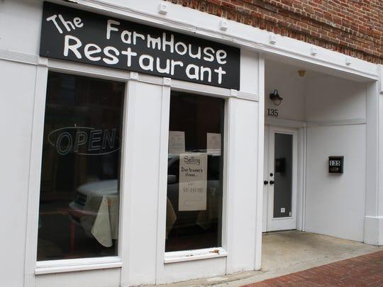 The Farmhouse Restaurant owner Bill Wilson suddenly
