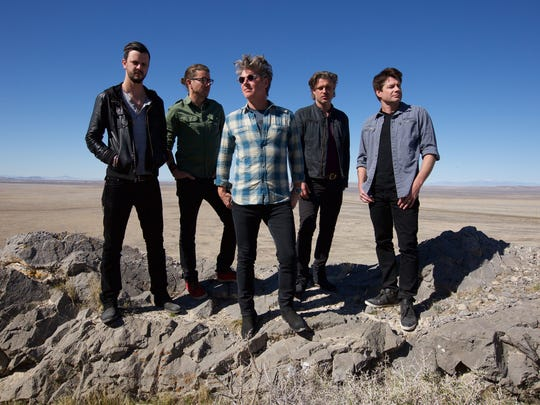 Alternative-rockers Collective Soul will perform Saturday at the El Paso Downtown Street Festival. Collective Soul and the Goo Goo Dolls will continue to tour North America together throughout the summer.