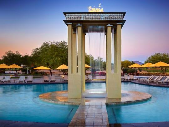 JW Marriott Desert Ridge Resort & Spa in Phoenix.