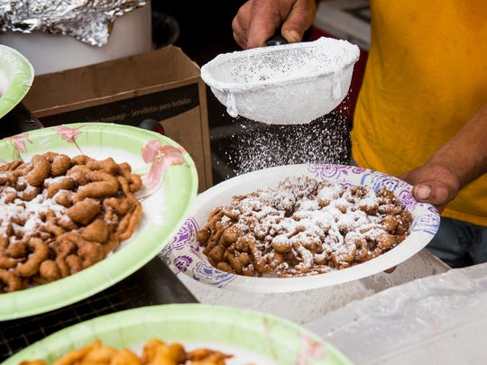 Royal Berlin Chef offers German chocolate and original funnel cakes