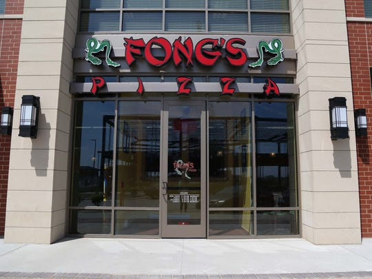 Fong's Pizza in Ankeny is the first spinoff location of the downtown Des Moines pizza shop.