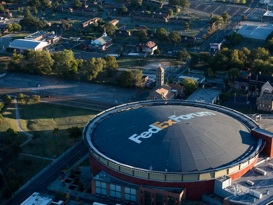 Proposals for a Graceland concert venue have been tangled up with FedExForum's noncompete agreement.