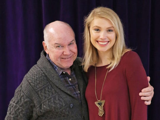 """Director Jack O'Brien selected Charlotte Maltby as the new Maria for the touring """"The Sound of Music,"""" which visits Milwaukee Jan. 3-8."""