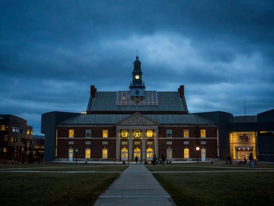 The University of Cincinnati is currently being sued