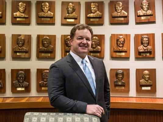 Baptist Memorial Health Care CEO Jason Little