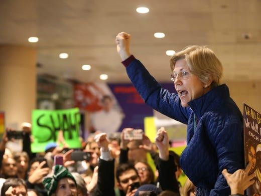 In response to Trump's 'Pocahontas' jibes, Elizabeth Warren releases results of DNA test