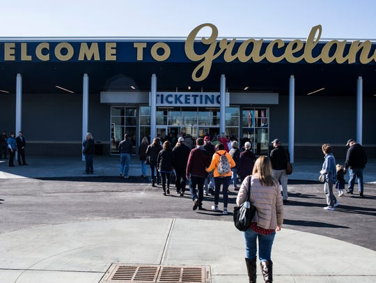 March 2, 2017 - Scenes from the grand opening of Elvis