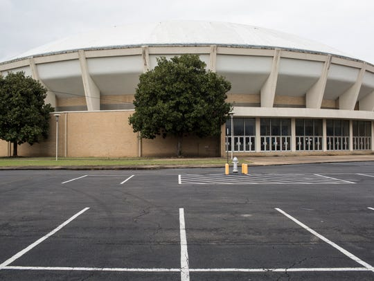 Built in 1963 the Mid-South Coliseum has been dormant since it closed its doors in 2006.