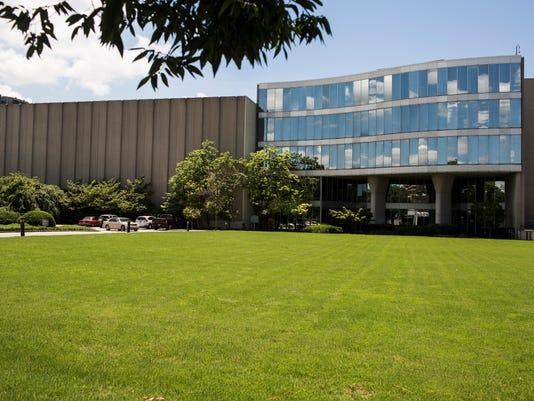 CA Building