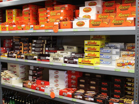 Sweeties Candy of Arizona in Chandler has a chocolate