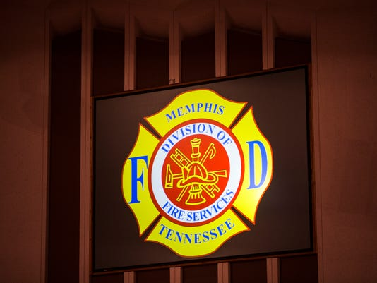 Memphis Fire Graduation