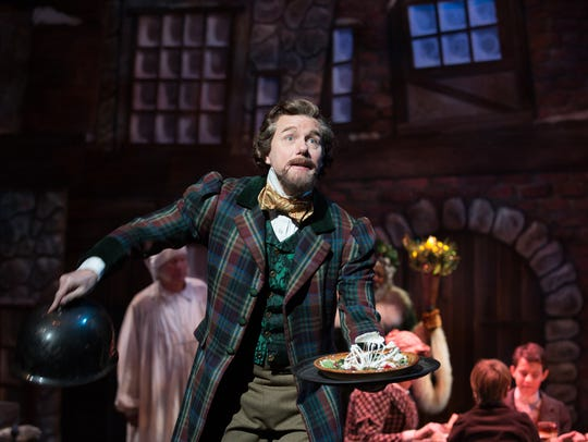 """""""A Christmas Carol"""" will be presented by Alabama Shakespeare"""