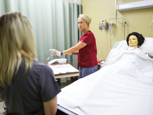 ULM Nursing Class 2