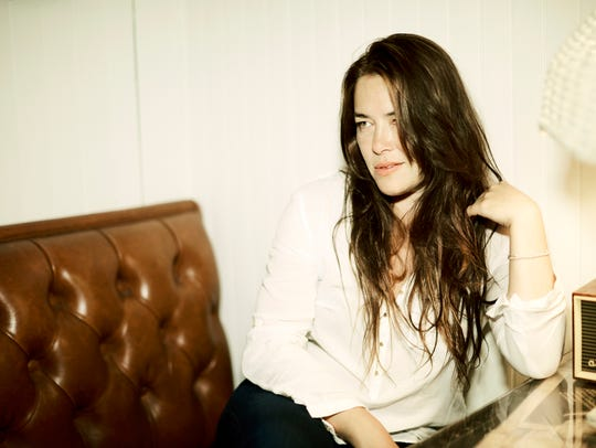 Rachel Yamagata performs at the Back Room at Colectivo