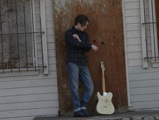 Jonny Lang performs Saturday, Feb. 24, at the Montgomery