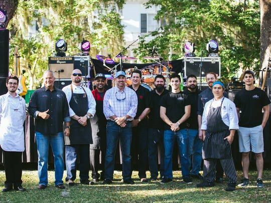 Pink and Swine raises money for the TMH Cancer Center