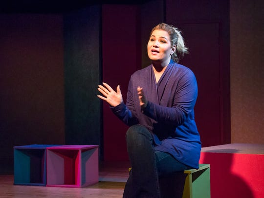 Theresa Jewett shines in the Dezart Performs production