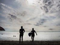 Sandy Hook: 7 miles of beaches