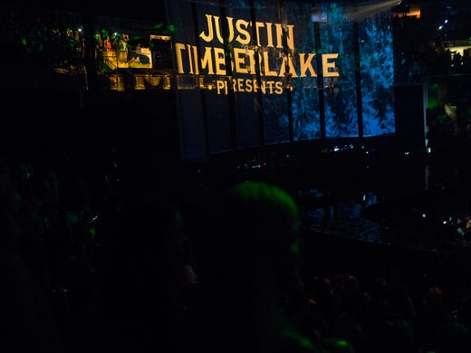 May 30, 2018 - Scenes from Justin Timberlake's return