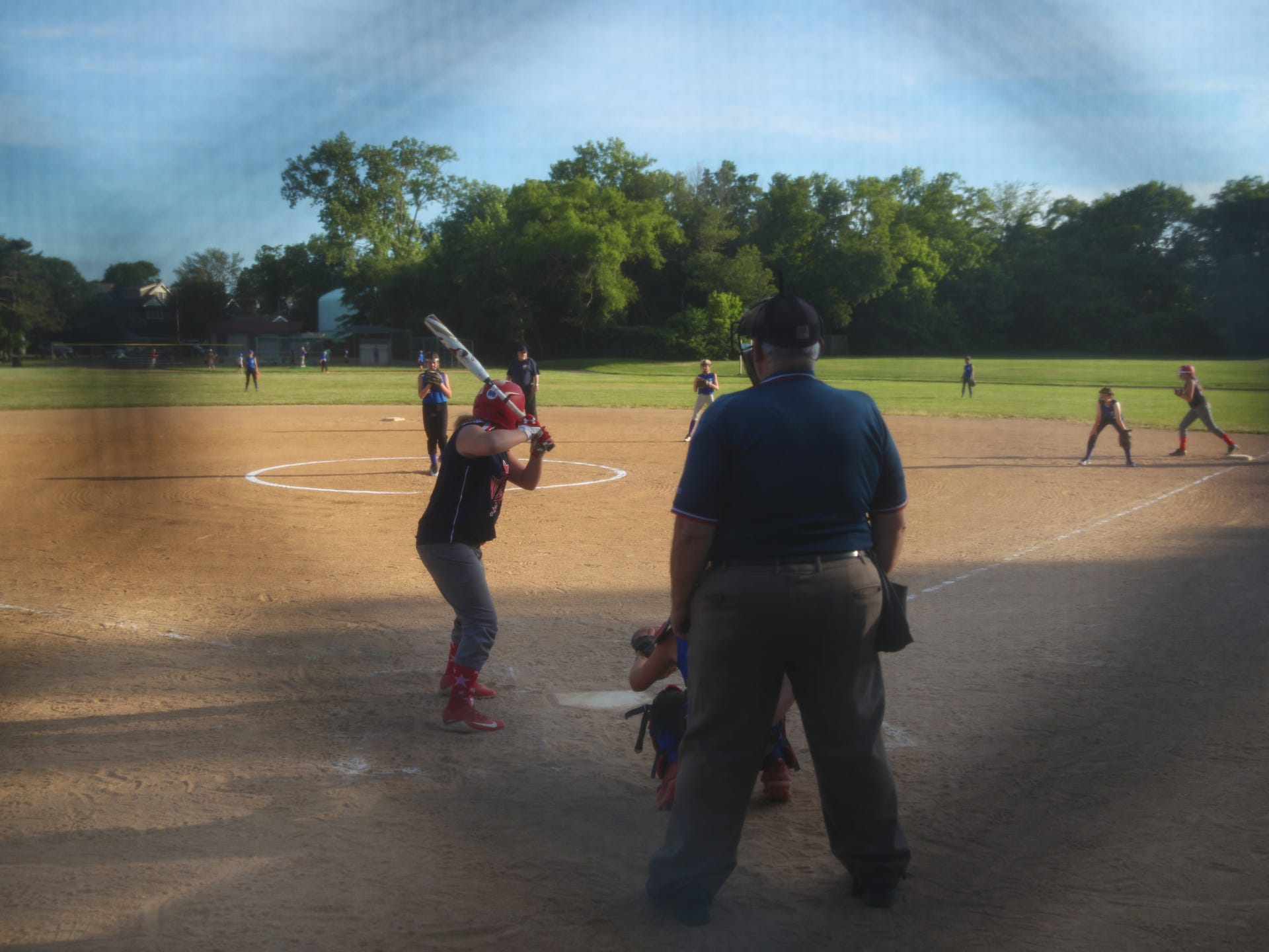 Wall defeats Tri-Shore in South Wall All Star Softball Game