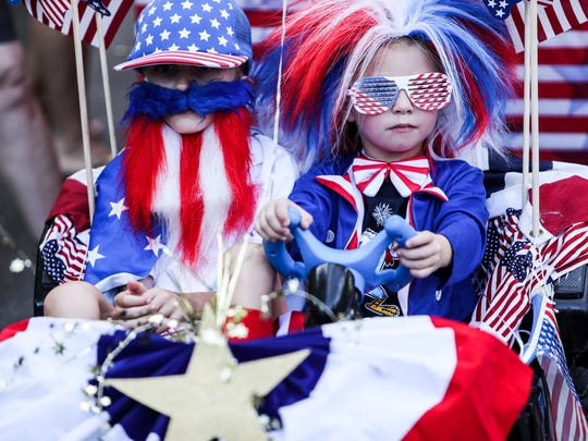 Central Gardens' annual Fourth of July Parade begins at 9 a.m. July 4.