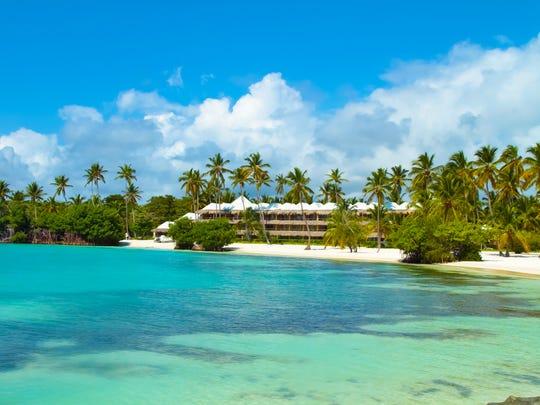 Punta Cana is a top shoulder season destination.