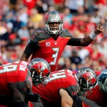 Jameis Winston sets record in Bucs' 17-16 win over Panthers