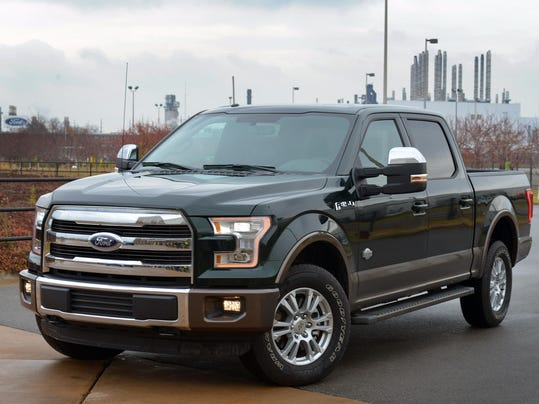 2015 F150 For Sale >> Auto Industry Sets All Time Sales Record In 2015