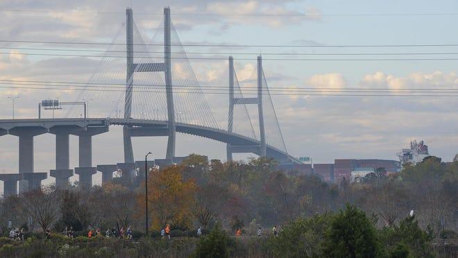 Georgia Sen. Lester Jackson has introduced legislation to rename the Talmadge Bridge in honor of late Rep. John Lewis.