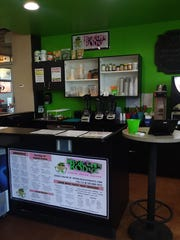 Alicia Stiles opened Healthy Bodyz earlier this month in a De Pere convenience store.