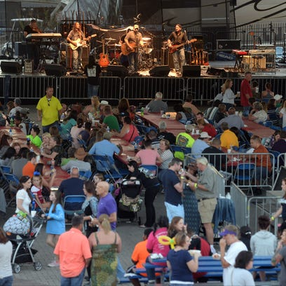 Red River Revel plays host to live music Oct. 1-8.