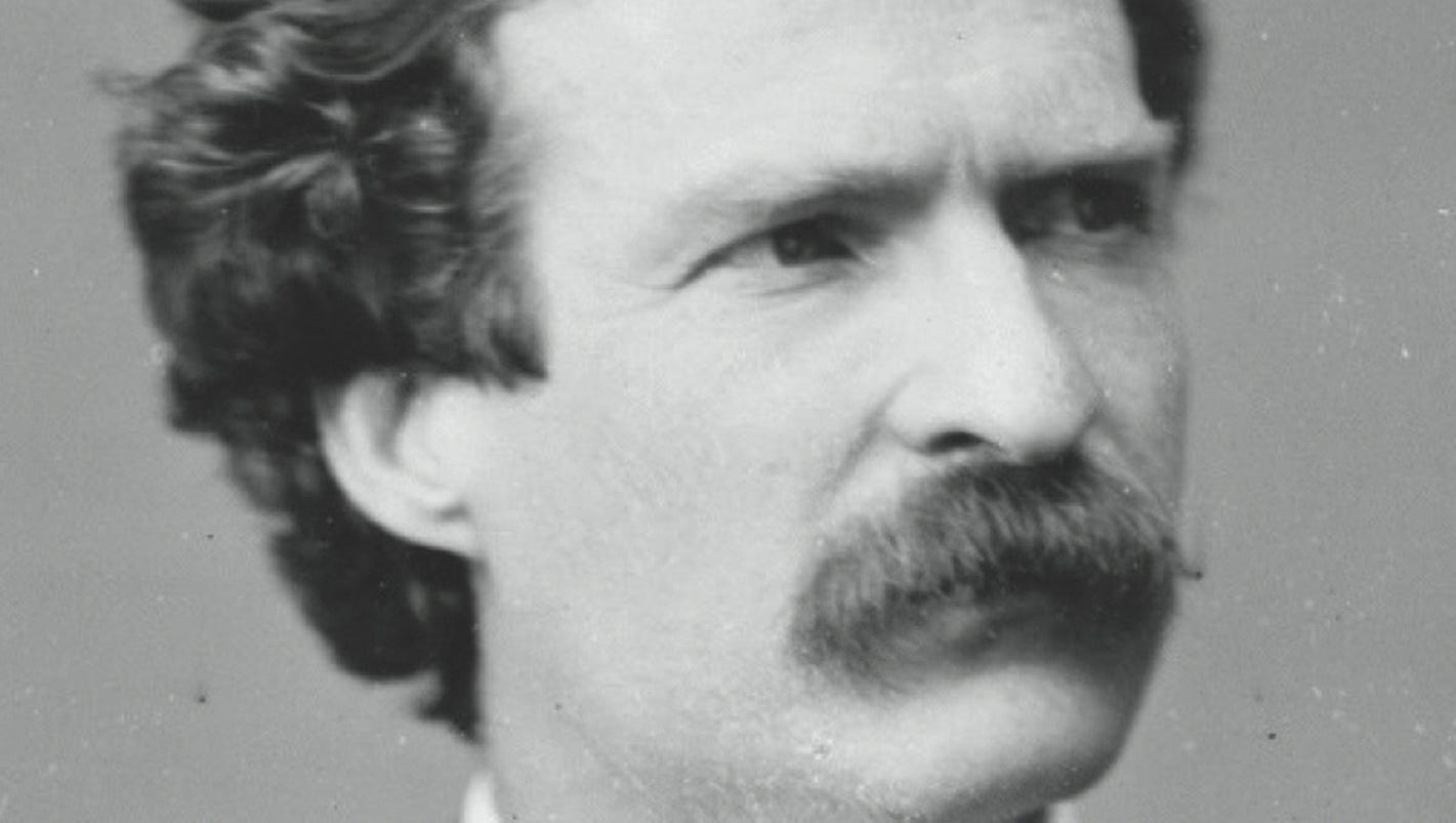 comparison of mark twain and f Mark twain (november 30, 1835 – april 21, 1910), real name samuel langhorne  clemens,  a marat and writing that the reign of terror paled in comparison  to the older terrors that preceded it  jump up to: scott, helen (winter 2000.