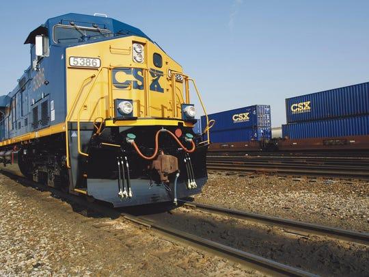 CSX operates a major railyard in Montgomery.