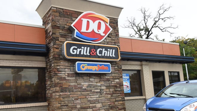 DQ Grill & Chill Restaurant in Mountain Home.