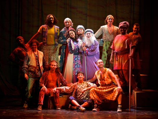 "The Second National Tour of ""Joseph and the Amazing Technicolor Dreamcoat"" comes to Salisbury, Maryland on Feb. 16."