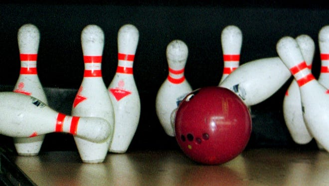 Area youth bowlers competed at a USBC event in Chicago.