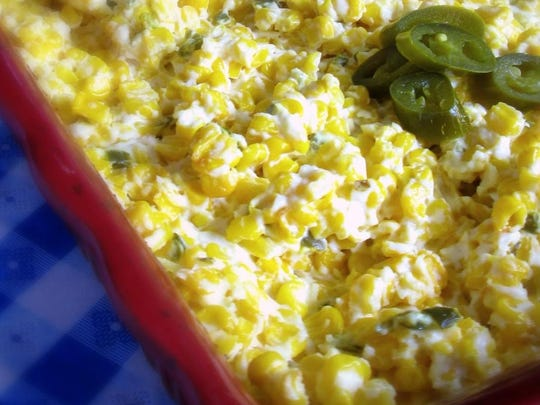A re-creation of Pat Summitt's jalapeno-corn casserole recipe
