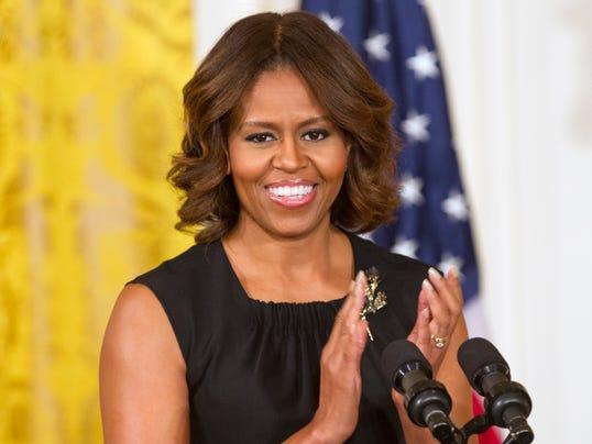 Michelle Obama_Ball