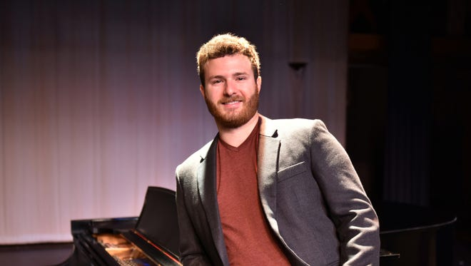 Mississippi College graduate James Turcotte, 26, of Clinton, is eyeing a career in European opera.