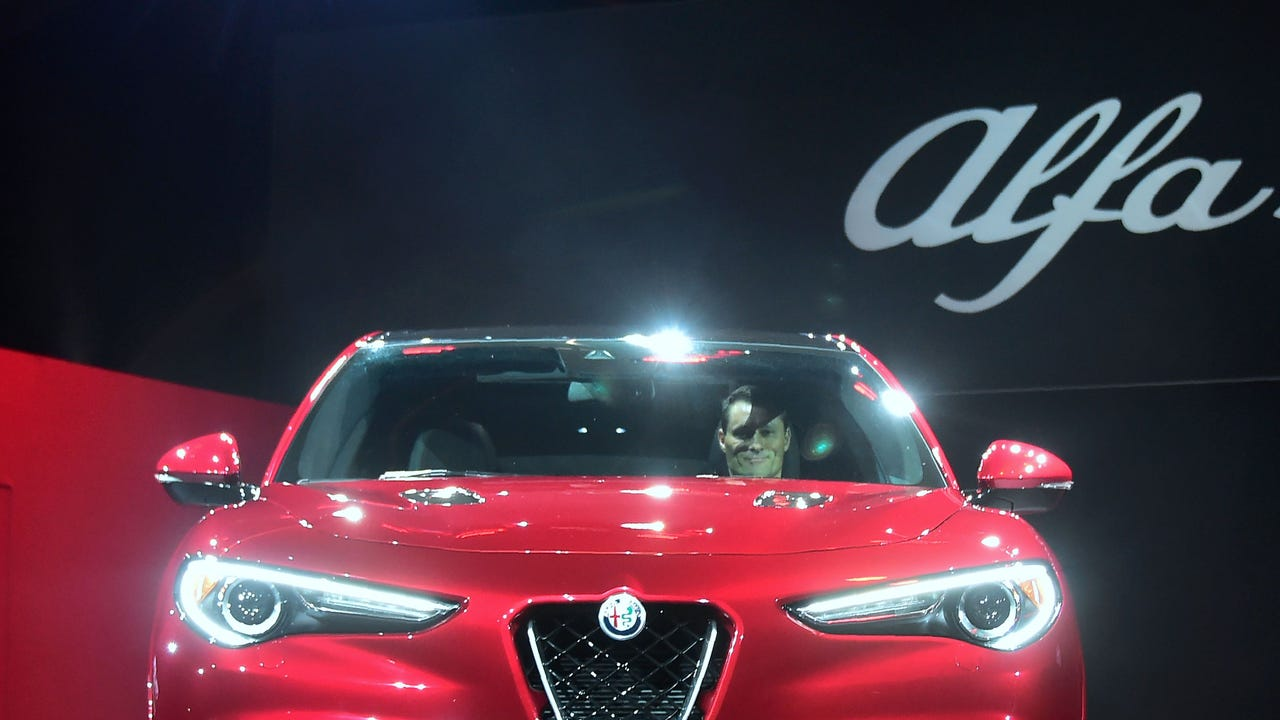 Alfa Romeo introduces its first SUV
