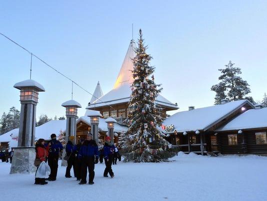 Nordics Santa Feud (2)