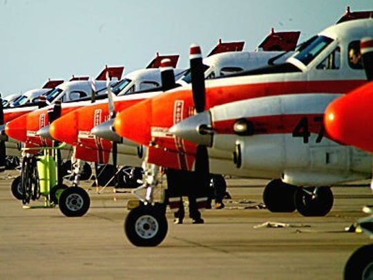 Naval Air Station Corpus Christi will undergo several improvements to become more energy efficient.