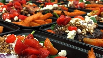 Healthy meals are being offered at Fresh Fit Meals in Urbandale and Ankeny.