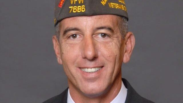 "Alamogordo native Vincent ""B.J."" Lawrence, VFW Commander-in-Chief"