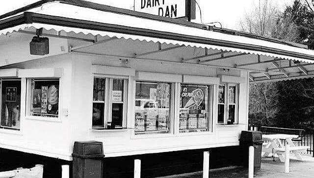 The Original Dairy Dan opened in 1956.