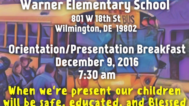 The breakfast event aims to bring the communities together by taking over one corner at a time, ensuring kids get to and from school safely.