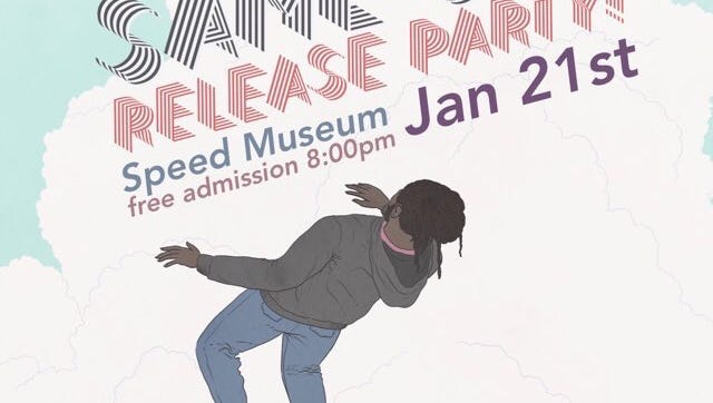 "James Lindsey will release ""Same Sky"" on Jan. 20 and perform the next day at the Speed Art Museum."