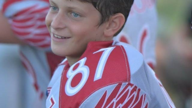 Seventh-grader Zachary Sealey died at DeLaura Middle School Monday. He is remembered as a kind and caring athlete who strove to do his best.