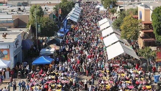 The Somerton Tamale Festival attracts about 30,000 people per year.